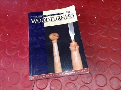 Further Useful Tips For Woodturners From  Woodturning Magazine Wood Lathe