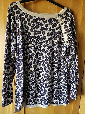 Ladies mamas and papas size 14 maternity jumper