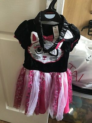 Tu Baby Girl Halloween Costume 6-9 Months