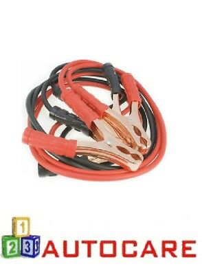 ASC 2.5m 100 Amp Insulated Jump Cables With Storage Bag