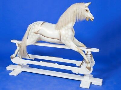 Large Contemporary Fantasy Rocking Horse Can Store For Christmas Ideal Present
