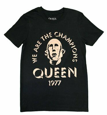 Queen Champions Unisex Official Tee Shirt Brand New Various Sizes