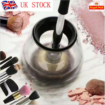 Makeup Brush Electric Cleaner & Dryer Set Cosmetic Auto Clean Dry Washing Tool