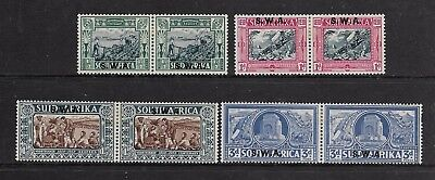 South West Africa 1938 Mint Stamps CV £126