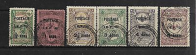 Iraq 1919 fine used stamps