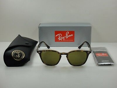 Ray-Ban Sunglasses Rb4258 710 73 Tortoise Frame brown Classic Lens 50Mm New 8b2c2fa22164