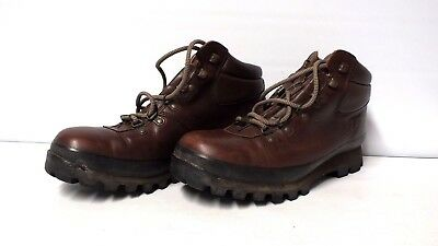 The Brasher Boots Co. Brown Walking Boots - Size 8