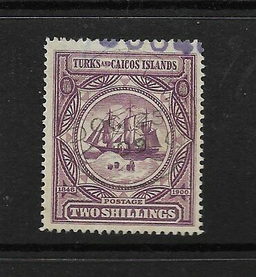 Turks and Caicos Islands 1900 Mint Stamps CV £80