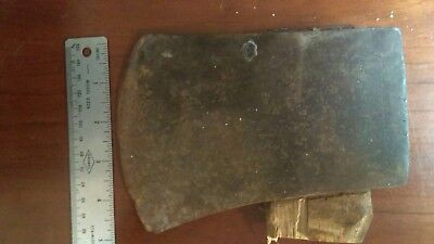 Collins legitimus Axe head marked with hammer and Crown