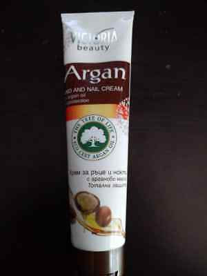 Victoria Beauty Argan Hand and Nail Cream Argan Oil Total Protection 100ml