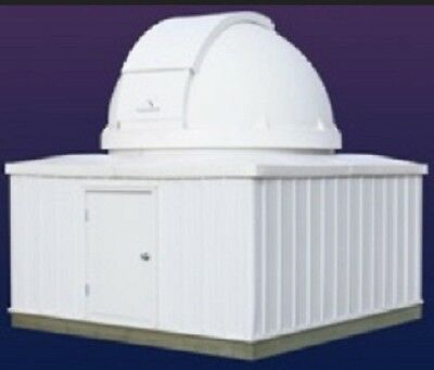 Brand New 8' Explora-Dome With Full Foster Automation !
