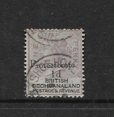 Bechuanaland 1881 Fine Used Stamp