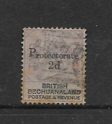 Bechuanaland 1888 fine used stamp