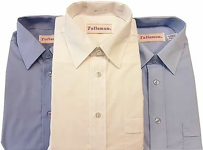 MEN'S SHIRTS IN LONG and SHORT SLEEVED - 2064/2065 A,B,U