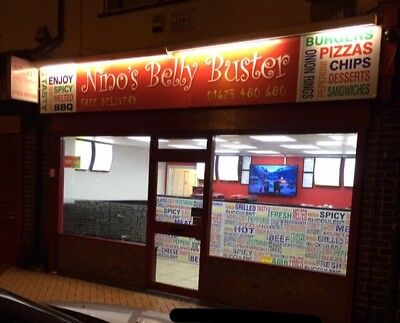 Fastfood Takeaway Business For Sale