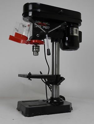 USED Heavy Duty Rotary Pillar Drill 5 Speed Drilling Bench Press