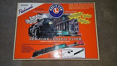 Lionel new york central train set box only