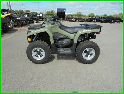 2016 Can-Am OUTLANDER L DPS 450 450 New