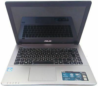 NOTEBOOK PC PORTATILE ASUS X450C i3 1.80GHz HDD 500GB RAM 4GB WIN 10 PRO HDMI