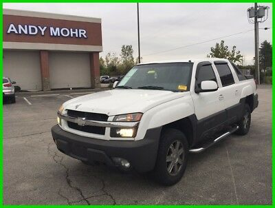 2003 Chevrolet Avalanche  2003 Used 5.3L V8 16V Automatic RWD Pickup Truck