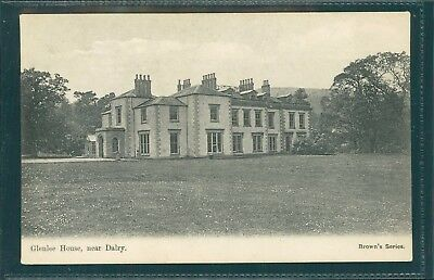 Glenlee House, Near Dalry, North Ayrshire. Printed C.1910.