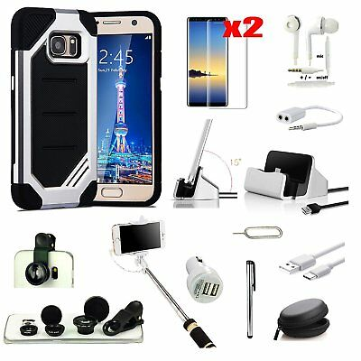 12 x Case Cover Fish Eye Monopod Accessory Bundle Kit For Samsung Galaxy Note 8