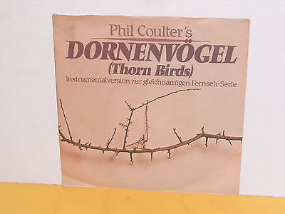 "Single 7"" - Phil Coulter - Dornenvögel - Instrumentalversion"