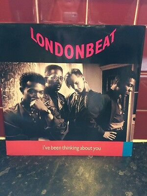 London Beat - 12ins Vinyl - I've Been Thinking About You