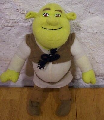 "SHREK THE OGRE 10"" Plush Stuffed Animal"