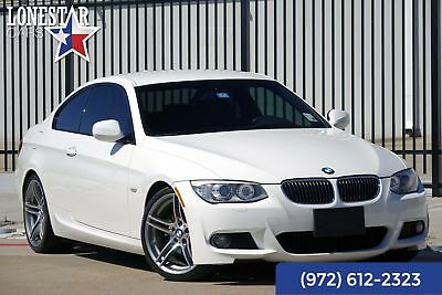 2012 BMW 3-Series Clean Carfax Automatic 2012 White Clean Carfax Automatic!