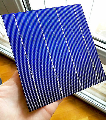 Cella solare - 4BB Douro High Efficiency Multicrystalline Solar Cell: G156M4