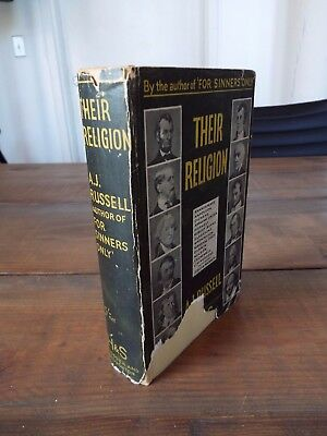 Their Religion by A.J. Russell