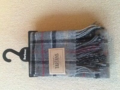 Barbour Lambswool Scarf BNWT