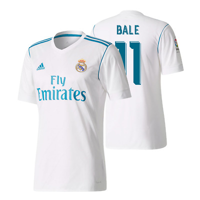 Real Madrid Bale Home Shirt 2017/18