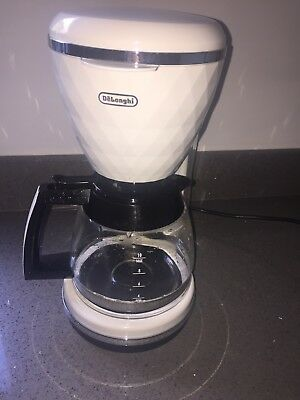 DeLonghi Brilliante Filter Coffee Maker