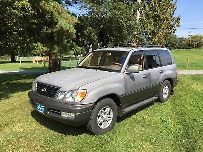 2000 Lexus LX  Lexus LX470, great engine, needs new suspension, great for off road enthusiast