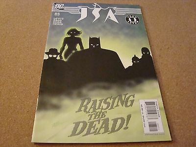 JSA (DC, 1999) issue 85