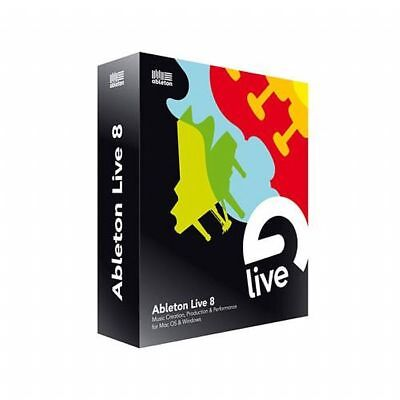 Ableton Live 8 - Music Creation, Production, and Performance - EDUCATIONAL