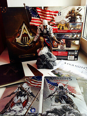 Assassins Creed 3 Freedom Edition Russian Collectors Edition