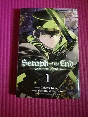 Seraph Of The End (Owari No Seraph) Vol 1.