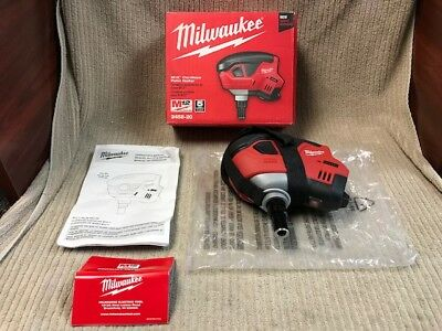 MILWAUKEE M12 CORDLESS PALM NAILER 2458-20 NEW IN BOX Free Shipping!!