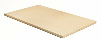 Pizzacraft PC9899 20 x 13.5 Rectangular ThermaBond Baking/Pizza Stone for Oven o