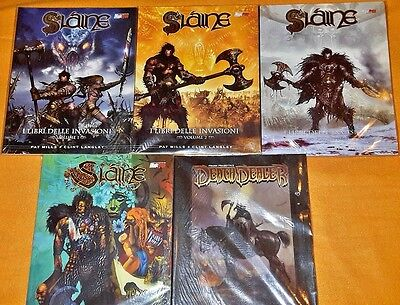 Raccolta Slaine e Death Dealer (Magic press)  NUOVI