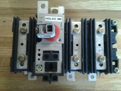 Eaton Holec QA 125N1 disconnector switch new old stock