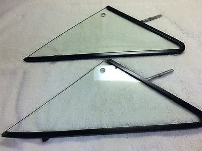 1972 365 Ferrari Daytona Spider Vent Windows