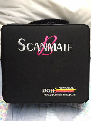 DGH Portable USB B-Scan Scanmate B.  factory  refurbished last month.