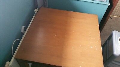 FREE solid wood square table FREE