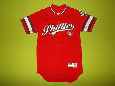 Jersey PHILADELPHIA PHILLIES (8/10 years)(Youth S) TRUE FAN #6 R. HOWARD PERFECT