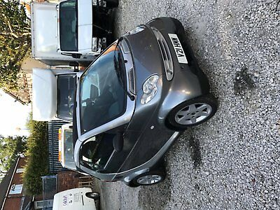 smart fortwo soft top