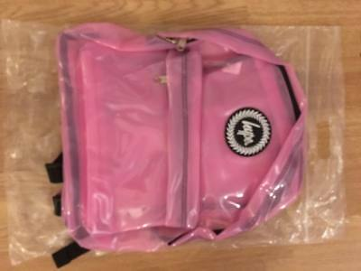 Hype candyfloss pink backpack BNWT